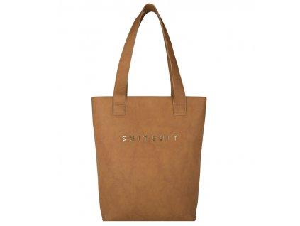 Dámská taška SUITSUIT® BS-71083 Golden Brown  + LED svítilna