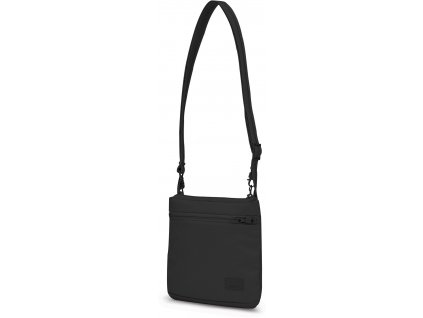 PACSAFE taška CITYSAFE CS50 black  + Sluchátka, myš nebo pouzdro