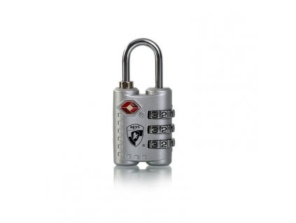 Heys TSA Lock Silver