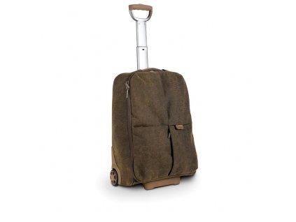 National Geographic A6010; Cestovní kufr s kolečky - ON BOARD  + Sluchátka, myš nebo pouzdro
