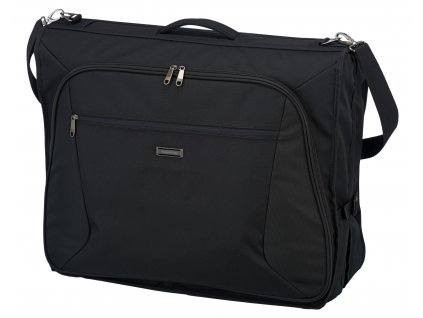 Travelite Mobile Garment Bag Classic Black  + LED svítilna