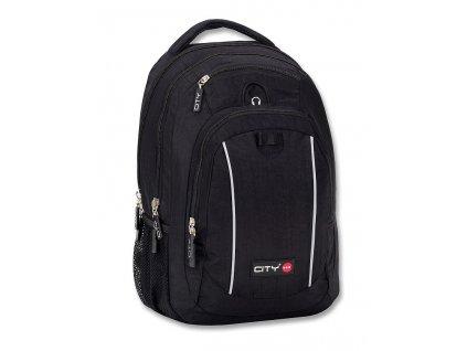 Studentský batoh MAG Black