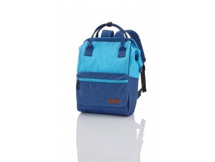 Travelite Neopak Multi-carry backpack Navy/blue