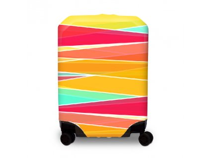 BG Berlin Hug Cover L Cross Color - Obal na kufr