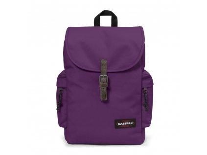 EASTPAK AUSTIN Power Purple  + Sluchátka, myš nebo pouzdro