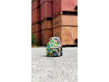 EASTPAK PADDED PAK´R Ego Grafiti Opus 03