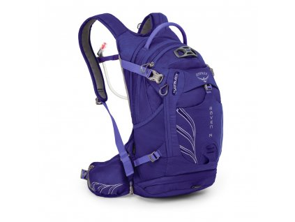 Osprey Raven 14 Royal Purple  + LED svítilna