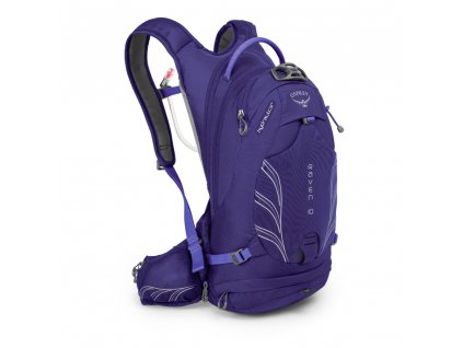 Osprey Raven 10 Royal Purple  + LED svítilna