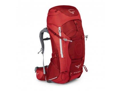 Osprey ARIEL AG 65 picante red WM  + Sluchátka, myš nebo pouzdro