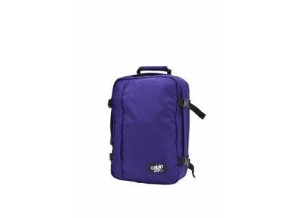CabinZero Classic 36L Original Purple  + LED svítilna