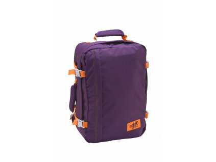 CabinZero Classic 36L Purple Cloud  + LED svítilna