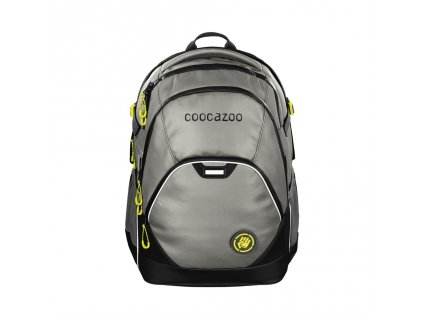 Školní batoh Coocazoo EvverClevver2, REFLEXNÍ  + 5 % sleva po registraci + LED svítilna