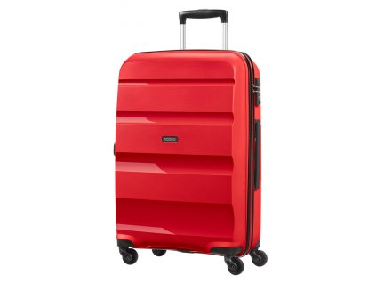 American Tourister BON AIR SPINNER M - MAGMA RED