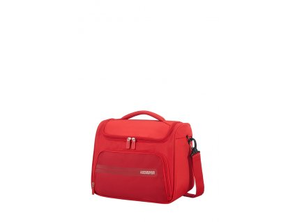 American Tourister SUMMER VOYAGER BEAUTY CASE - RIBBON RED