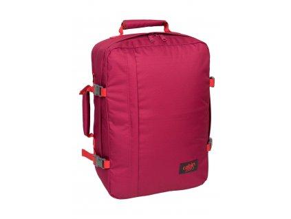 CabinZero Classic 44L Jaipur Pink  + LED svítilna