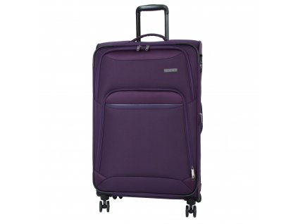 Travelite Kendo 4w L Purple  + LED svítilna