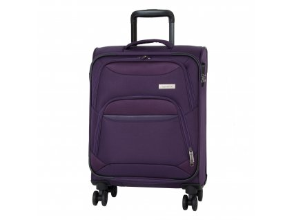 Travelite Kendo 4w S Purple