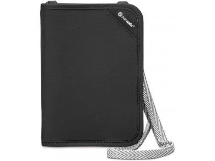 PACSAFE peneženka RFIDsafe V150 black