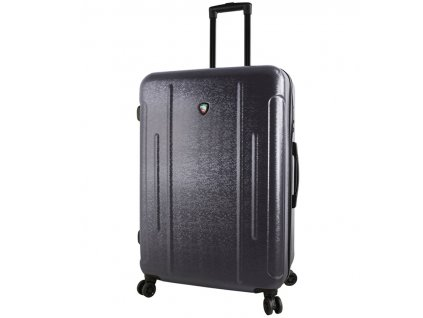 Cestovní kufr MIA TORO M1239/3-L - černá  + LED svítilna
