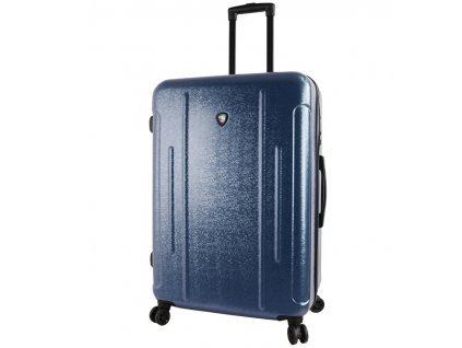 Cestovní kufr MIA TORO M1239/3-L - modrá  + LED svítilna