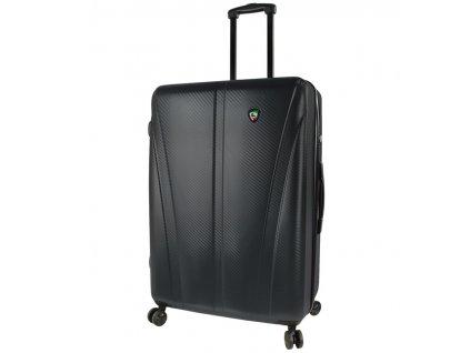 Cestovní kufr MIA TORO M1238/3-L - černá  + LED svítilna