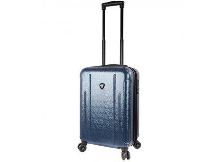 Kabinové zavazadlo MIA TORO M1239/3-S - modrá  + LED svítilna