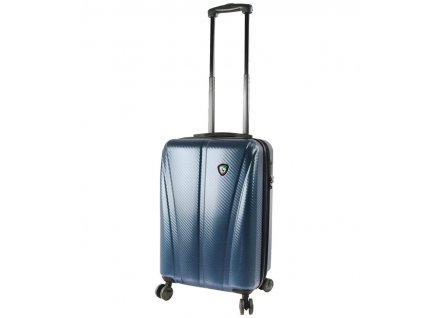 Kabinové zavazadlo MIA TORO M1238/3-S - modrá  + LED svítilna