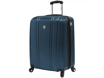 Kabinové zavazadlo MIA TORO M1093/3-S - modrá  + LED svítilna