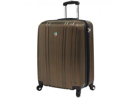 Kabinové zavazadlo MIA TORO M1093/3-S - zlatá  + Sluchátka, myš nebo pouzdro