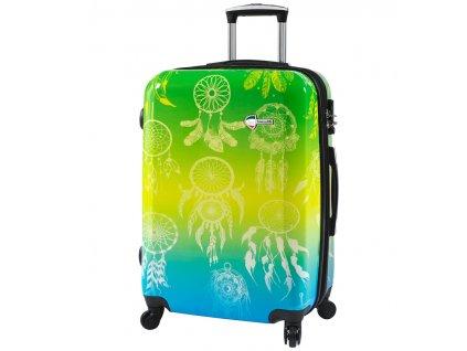 Cestovní kufr MIA TORO M1091/3-M  + LED svítilna