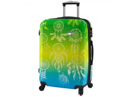 Cestovní kufr MIA TORO M1091/3-L  + LED svítilna