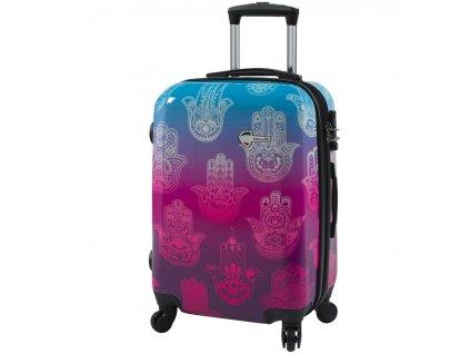 Cestovní kufr MIA TORO M1092/3-L  + LED svítilna