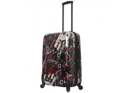 Cestovní kufr MIA TORO M1366/3-M  + LED svítilna