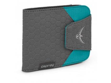 quicklock wallet side tropic teal 2