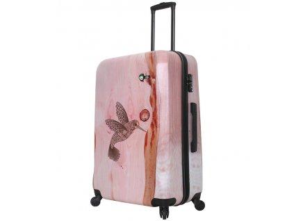 Cestovní kufr MIA TORO M1338/3-L  + Sluchátka, myš nebo pouzdro
