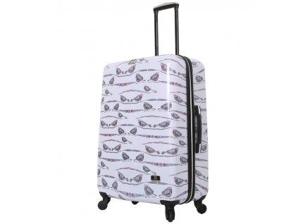 Cestovní kufr MIA TORO HALINA H1013/3-L  + LED svítilna