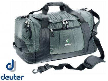 Deuter_Relay_60_granite-black_-_cestovní_taška