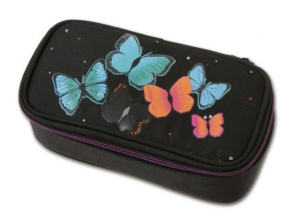 Studentský penál FAME Butterfly