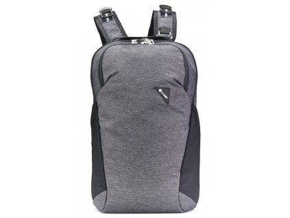PACSAFE batoh VIBE 20 Granite Melange  + Sluchátka, myš nebo pouzdro