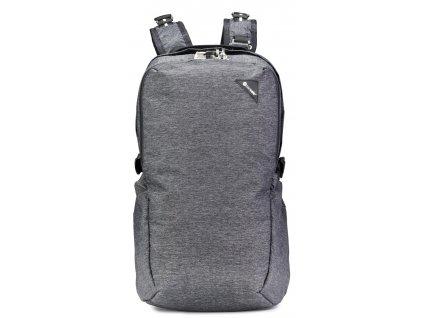 PACSAFE batoh VIBE 25 Granite Melange  + Sluchátka, myš nebo pouzdro