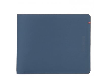 RFIDsafe TEC BifoldWallet 10630621 Navy Red