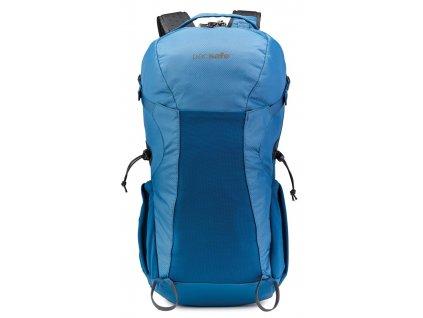 PACSAFE batoh VENTURESAFE X34 blue steel  + LED svítilna