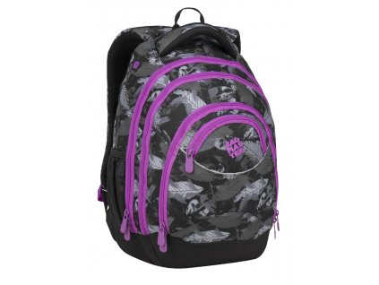Bagmaster ENERGY 9 A VIOLET/GRAY/BLACK