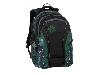 Bagmaster BAG 9 E GREEN/GRAY/BLACK