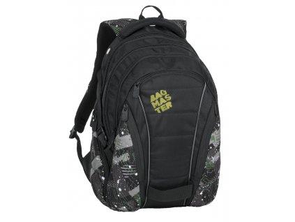 Bagmaster BAG 9 G GREEN/GRAY/BLACK