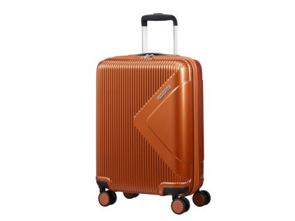 American Tourister MODERN DREAM S 55 cm Copper Orange  + LED svítilna