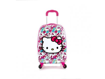 Heys Kids Tween Spinner Hello Kitty  + LED svítilna