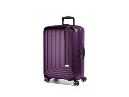 March Beau Monde M Purple metallic  + LED svítilna