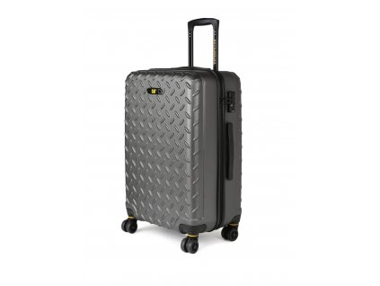 11519805242904 CAT Cargo ABS 59 Ltrs Iron Grey Hard sided Suitcase 4901519805242798 2