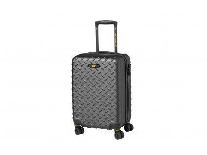 48309 cestovni kufr cat trolley industrial plate 59 l kovova seda